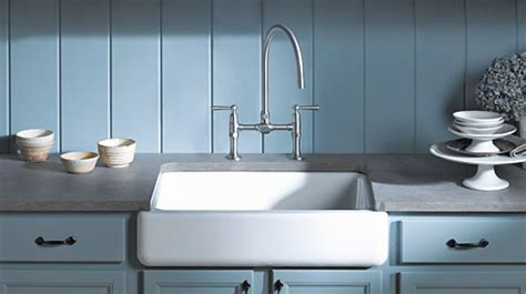 Kohler Retrofit Apron Sink by Kitchens Archives Eheart Interior Solutions