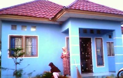 contoh cat dinding rumah minimalis gambar rumah idaman