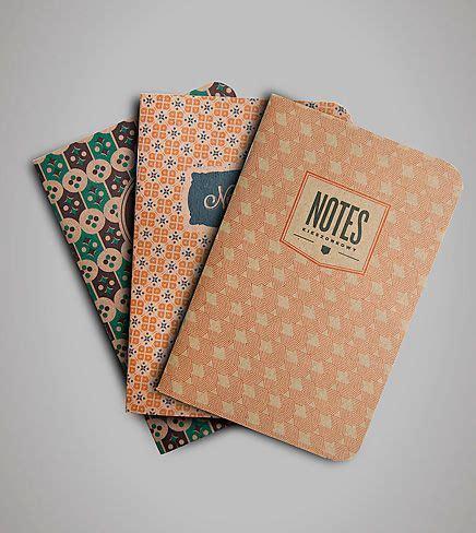 oldschool notebooks designed  lukasz zbieranowski