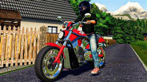 Fs19 Harley Davidson 1100cc V1000 Farming Simulator