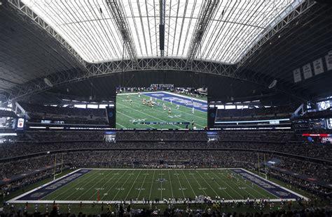 nfl draft   place  att stadium home
