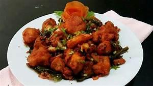 Spicy Hyderabadi Chicken 65 - YouTube