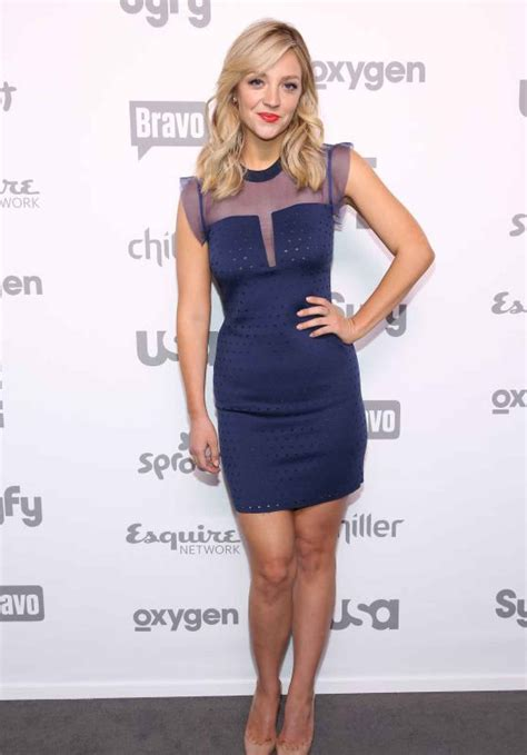 Abby Elliot 2015 NBCUniversal Cable Entertainment Upfront ...