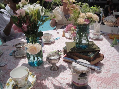 in tea decorations idea tea m m g
