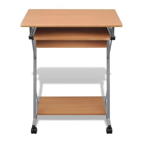 table bureau la boutique en ligne table de bureau brune pour ordinateur
