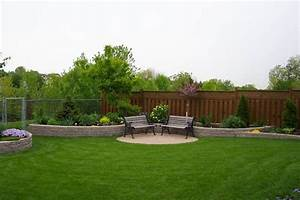 Large landscaping ideas backyard design outdoor space for Large garden landscaping ideas