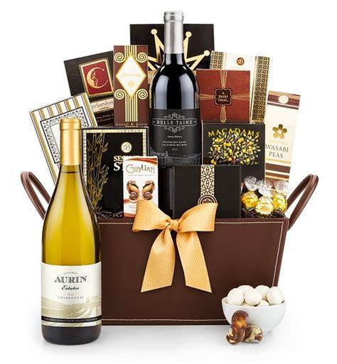 california classic wine basket wine baskets select