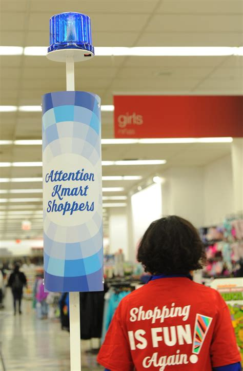 Blue Light Special Kmart by Kmart Resurrects The Blue Light Special The Spokesman Review