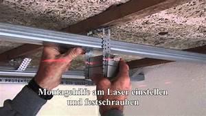 Profile Trockenbau Decke : montagehilfe biller youtube ~ Orissabook.com Haus und Dekorationen