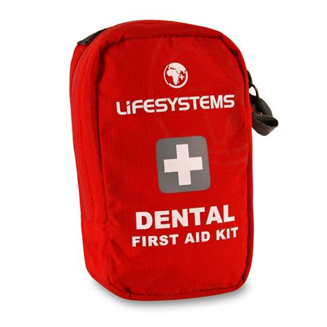 lifesystems travel dental kit  aid kits buy