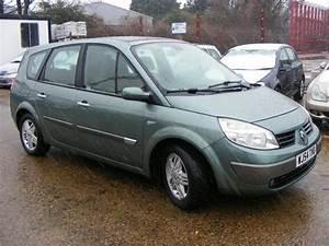 Renault Scenic 2004 : used renault grand 2004 diesel scenic 1 9 dci privilege estate green edition for sale in wembley ~ Gottalentnigeria.com Avis de Voitures