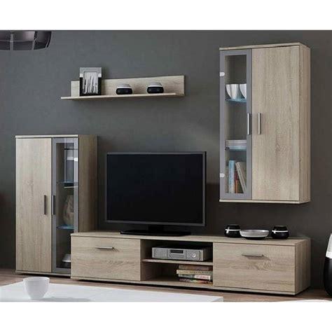 meuble cuisine blanc laqué meuble tv dara séjour meuble tv