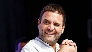 Watch: This video of a spectator lassoing Rahul Gandhi ...