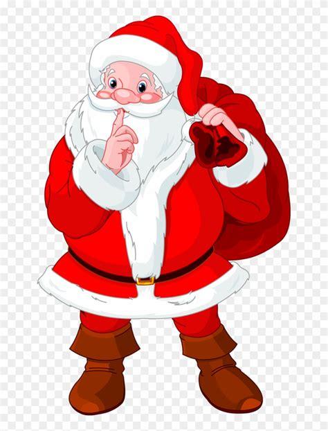 santa claus cartoon christmas clip art images   santa