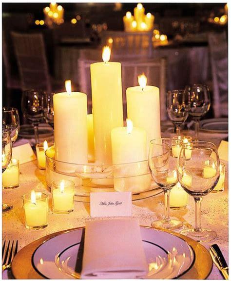 Tischdeko Ohne Blumen by Tischdeko Mit Kerzen Ohne Blumen Wedding