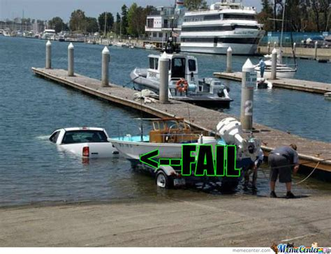 Fastest Boat Fails by Boat Water Fail By Dylan153 Meme Center