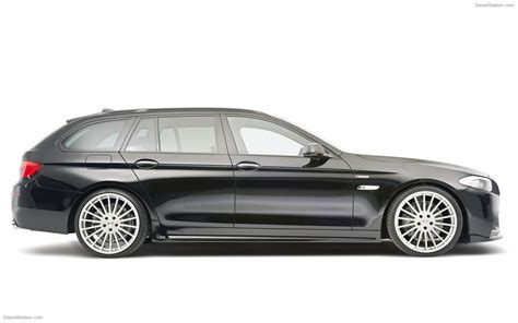 Bmw 5 Series Touring Photo by Hamann Bmw 5 Series Touring F11 2011 Widescreen Car
