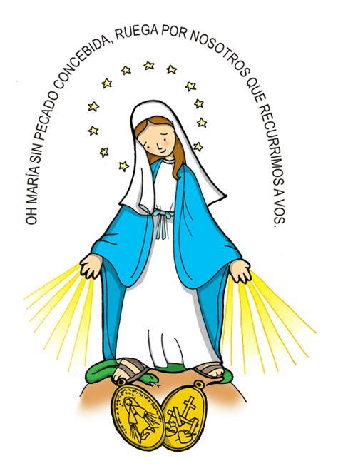 ReliArtes: Virgen de la Milagrosa (Dibujo)