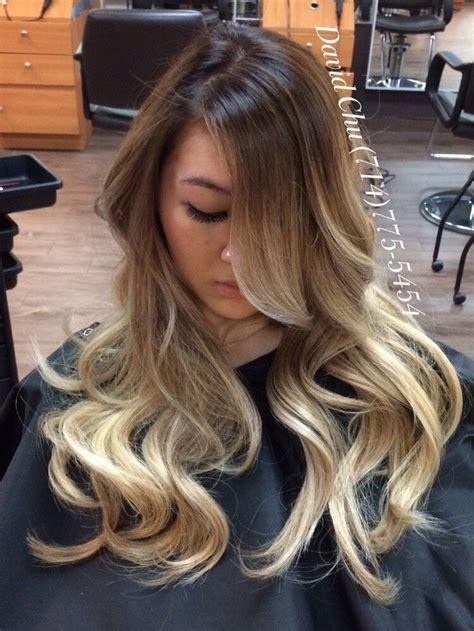 Best 25 Asian Ombre Hair Ideas On Pinterest Asian Ombre