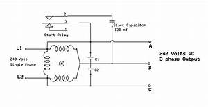 Wiring A 230 Volt Single Phase Motor  Wiring  Free Engine Image For User Manual Download