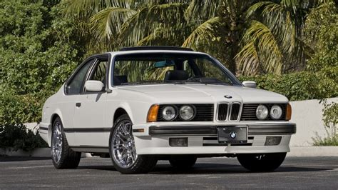 1989 Bmw 635csi Loaded With Options