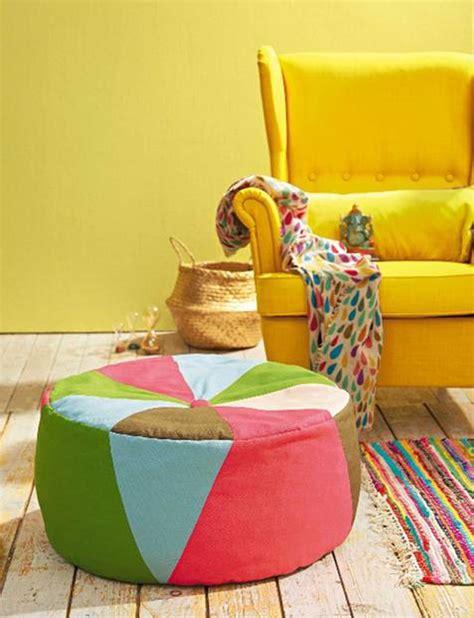 Sitzgelegenheit Pouf Zum Selberstricken by Pouf Selber Machen Home Ideen