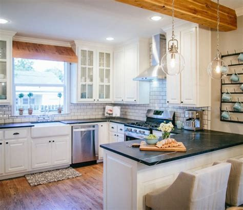 add fixer upper style   home kitchens