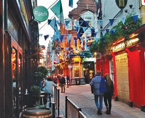 Warum Dublin Der Perfekte Ort Ist Um Englisch Zu Lernen Tech And Kultur