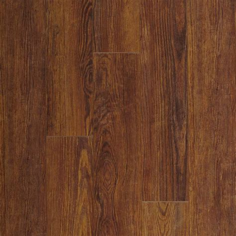 Pergo Max Laminate Flooring by Shop Pergo Max 5 3 8 In W X 47 9 16 In L Caldera Pine