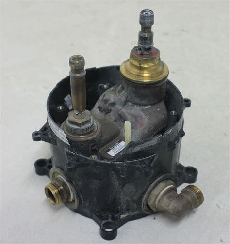 hansgrohe axor pharo hansgrohe 30675000 axor pharo universal ibox water shower divertor valve ebay