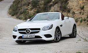 2017 Mercedes Benz SLC Class First Drive Review Car And Driver