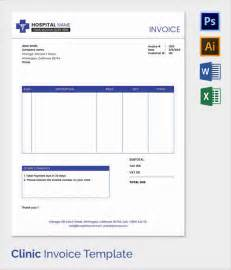 Sample Invoices Templates Free