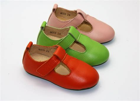 Toddler Shoes : Toddler Baby Girl Shoes Kids Shoes Mary Jane Dress Genuine