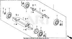 honda em5000sx a generator jpn vin ea7 1000001 parts diagrams