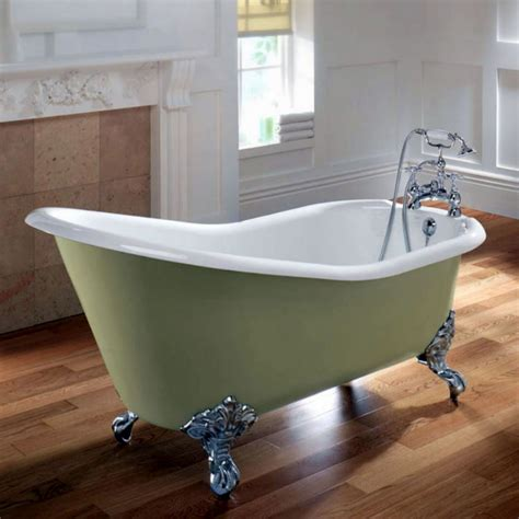 imperial ritz cast iron slipper bath uk bathrooms