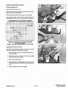 Bobcat 753 Skid Steer Loader Service Repair Workshop Manual