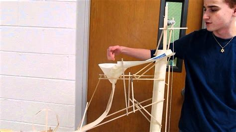 marble rollercoaster project design  testing video