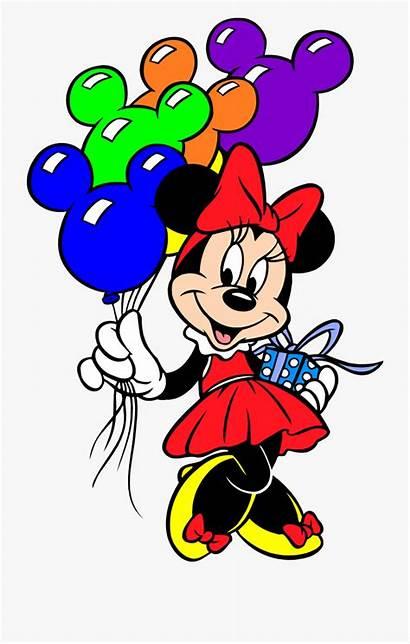 Minnie Mouse Birthday Clipart Cartoon Netclipart Head