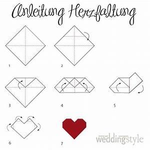 Herz Falten Origami : origami herz falten als lesezeichen oder serviette heart ~ Eleganceandgraceweddings.com Haus und Dekorationen