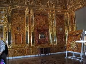 Catherine Palace Amber Room