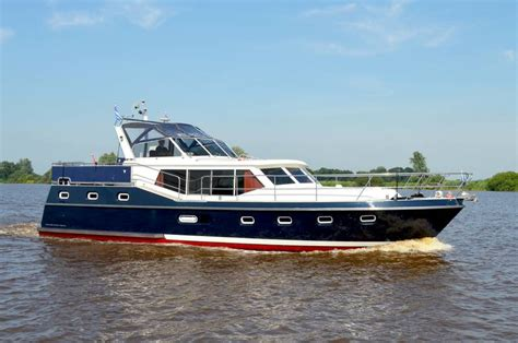 Wilja Kruiser by Renal 45 Boot Kopen Friesland De Drait Yachting Drachten