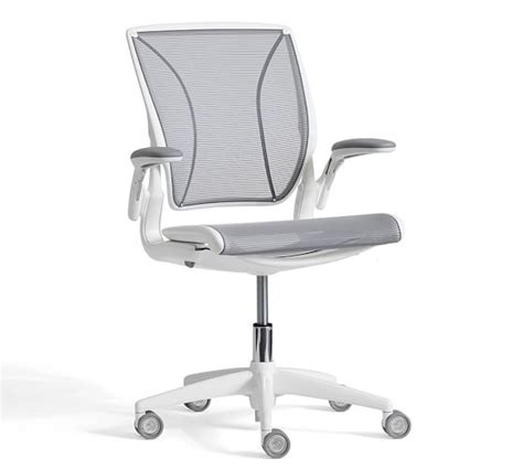 Diffrient World Chair by Humanscale 174 Diffrient World Mesh Desk Chair Pottery Barn