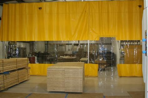 industrial curtains goffs curtain walls
