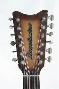 Danelectro Bellzouki Model 7010 Vincent Bell Vintage 12