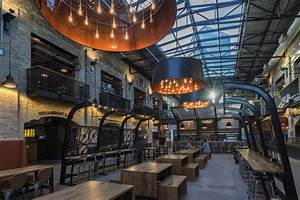 The forks market food hall number ten architectural for Interior decor winnipeg