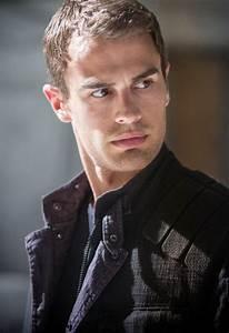 Tobias Eaton aka Four of the Divergent Trilogy. The one ...