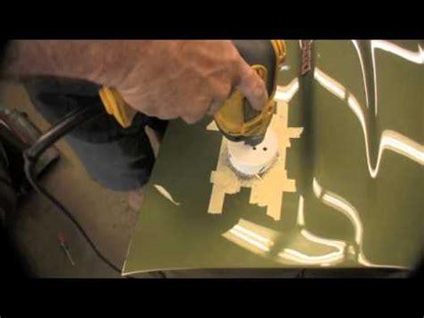 Firebird Hood Tachometer Installation Scared