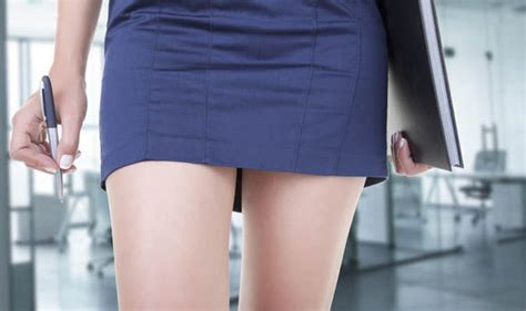 Women Workers Told To Wear Short Skirts And Heels