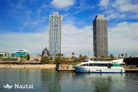 Catamaran Barcelona Barcelona by Ecological Catamaran For Up To 150 People For Events In