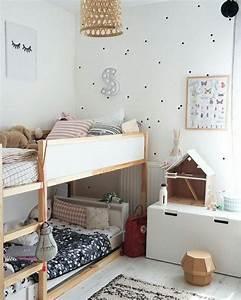 Bett Für Kleinkind : etagenbett f r kleine geteilte kinderzimmer geteiltes kinderzimmer shared kids room ~ Orissabook.com Haus und Dekorationen